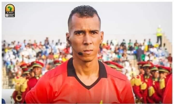 حكم موريتاني ضمن حكام أولمبياد طوكيو