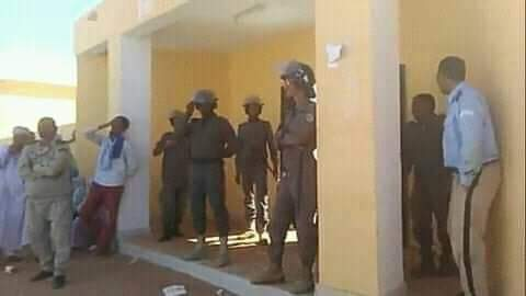 احتجاجات في اكجوجت على انقطاع المياه