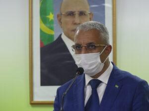 وزير الشباب والرياضة والعلاقات مع البرلمان الناطق باسم الحكومة