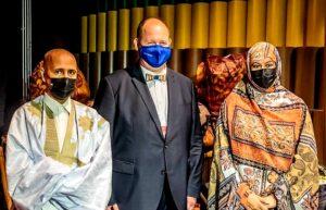دبي: منت مكناس تزور جناح موريتانيا في اكسبو 2020